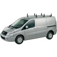 Scudo Feb 2007 Onwards L1(SWB) H1(Low Roof) Tailgate