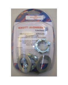 Knott-Avonride M24 - 1.5 Axle Nut - 574006