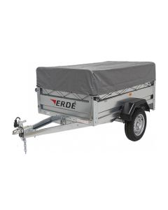 MP68198 High Trailer Cover with frame fits MP6819 and Erde193/193F/194