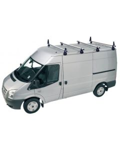 Rhino Delta 4 Bar Roof System - A4D-B84 Ford Transit 2000-2014
