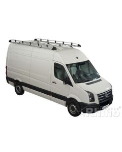 Rhino Aluminium Rack - AH519 Mercedes Sprinter 2006 onwards