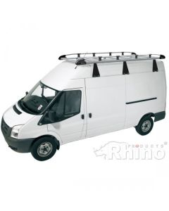 Rhino Aluminium Roof Rack - A534 Ford Transit
