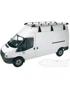 Rhino Aluminium Roof Rack - A536 Ford Transit