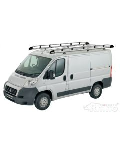 Rhino Aluminium Roof Rack - AH545 Fiat Ducato 2006 onwards