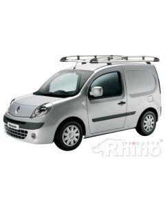 Rhino Aluminium Roof Rack - A575 Nissan Kubistar