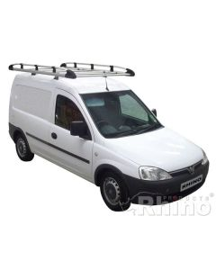 Rhino Modular Roof Rack - A584 Vauxhall Combo