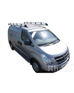 Rhino Aluminium Roof Rack - AH612 Hyundai iLoad 2009 onwards