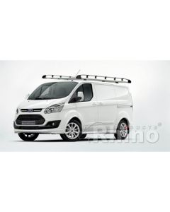 Rhino Aluminium Roof Rack - AH650 Ford Transit Custom 2013 onwards