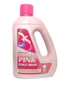 Elsan Pink 2 litre Toilet Rinse