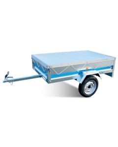 Flat Trailer cover, fits MP6812 and Erde 122 Trailers
