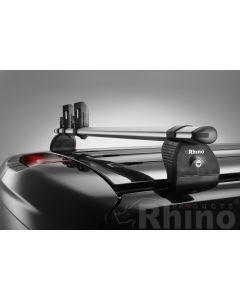 Rhino Delta 4 Bar Roof System - MA4K-K44 Fiat Talento 2016 onwards