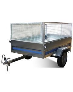 Trailer Mesh Side Kit, fits MP6815 and Erde 143, 153 Trailers