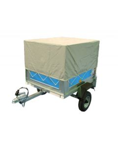 Cover for mesh sided Trailer, fits MP6810 and Erde 102 Trailers
