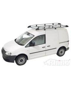 Rhino Aluminium Roof Rack - AH595 VW Caddy 2004-2010