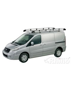 Rhino Aluminium Roof Rack - AH552 Citroen Dispatch 2007-2016