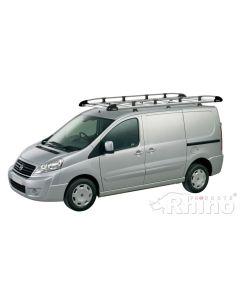 Rhino Aluminium Roof Rack - A554 Citroen Dispatch