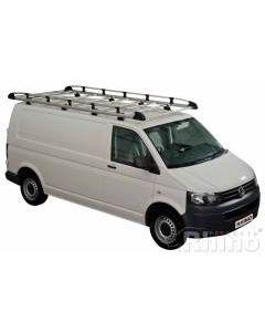Rhino Aluminium Roof Rack - AH510 VW Transporter 2002 onwards