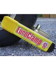 Bulldog EM500SS Wheel Clamp