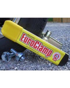 Bulldog EM600SS Wheel Clamp
