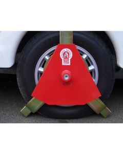 Bulldog 230/F Titan Wheel Clamp.