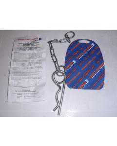 Knott-Avonride R-Clip & Chain - 578003