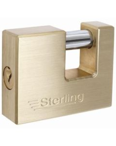 Sterling BSL170 - 70mm Closed Shackle Padlock.
