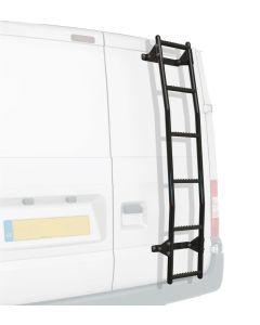 Rear Door Ladder 6 Step RL6-LK02 - Inc bespoke fitting kit