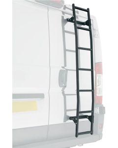 Rear Door Ladder 6 Step - Inc bespoke fitting kit - RL6-LK14