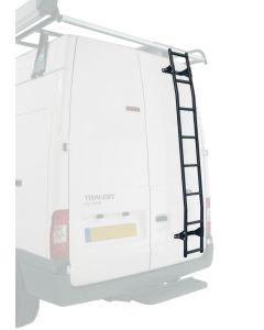 Rear Door Ladder 8 Step - Inc bespoke fitting kit - RL8-LK12