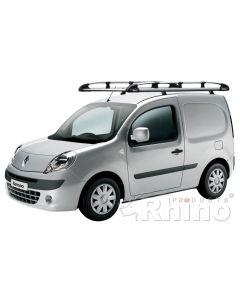 Rhino Aluminium Rack - AH597 Renault Kangoo 2008 onwards