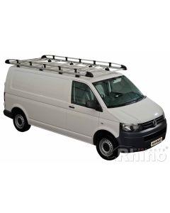 Rhino Aluminium Roof Rack - A509 VW Transporter