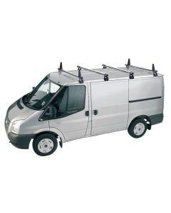 Rhino Delta 4 Bar Roof System - AB4D-B84 Ford Transit