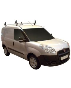 Rhino Delta 2 Bar Roof System - WD2D-B32 Fiat Doblo 2010 onwards