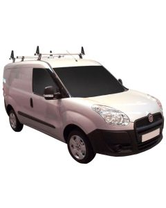 Rhino Delta 3 Bar Roof System - WD3D-B33 Fiat Doblo 2010 onwards