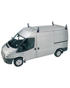 Rhino Delta 2 Bar Roof System - A2D-B82 Ford Transit 2000-2014