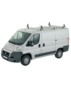 Rhino Delta 3 Bar Roof System - IA3D-B83 Fiat Ducato 2006 onwards