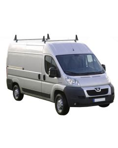 Rhino Delta 2 Bar Roof System - IA2D-B82 Fiat Ducato 2006 onwards