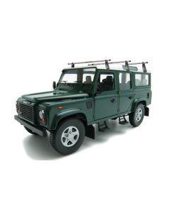 Rhino Delta 3 Bar Roof System - C3D-B43 Land Rover Defender 90-110 1993 onwards