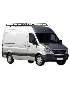 Rhino Modular Roof Rack - R521 Mercedes Sprinter 2006 onwards