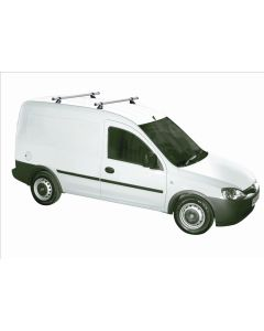 Rhino Delta 2 Bar Roof System - M2D-B22 Vauxhall Combo