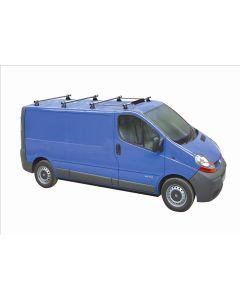 Rhino Delta 4 Bar Roof System - MB4D-B64N Vauxhall Vivaro 2002-2014