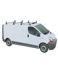 Rhino Delta 4 Bar Roof System - MA4D-B44 Vauxhall Vivaro 2002-2014