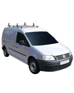 Rhino Delta 4 Bar Roof System - KB4D-B24 VW Caddy
