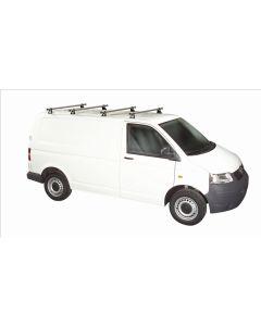 Rhino Delta 4 Bar Roof System - T54D-B44 VW T5 & T6 Transporter