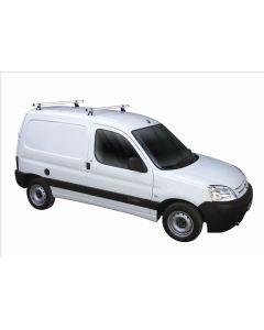Rhino Delta Bar 2 Roof System - G2D-B22 Peugeot Partner 1996-2008