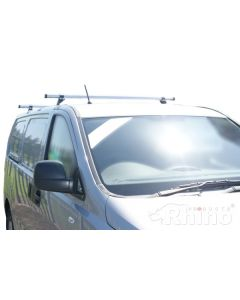Rhino Delta 2 Bar Roof System - QB2D-B42 Hyundai iLoad 2009 onwards