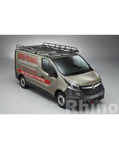 Rhino Modular Roof Rack - R629 Renault Trafic 2014 onwards