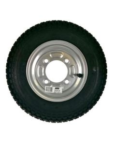 350 x 8 Spare wheel, fits MP6810 and Erde 102 Trailers