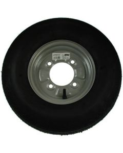 480 x 8 Spare wheel, fits MP6812 and Erde 122 Trailers