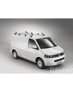Rhino 4 KammBar Roof System - MC4TK-K64 - Volkswagen Crafter *T-TRACK SYSTEM ONLY*